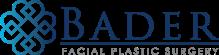 Bader Facial Plastics Logo